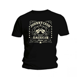 T-Shirt Johnny Cash American Rebel