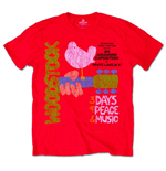 T-Shirt Woodstock 186195