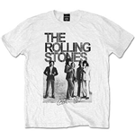 T-Shirt The Rolling Stones  Est. 1962 Group Photo