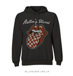 Sweatshirt The Rolling Stones Checker Tongue