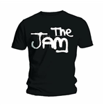 T-Shirt The Jam Spray Logo Black