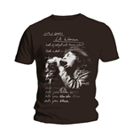 T-Shirt Doors La Woman Lyrics