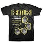 "T-Shirt Beatles ""1962"" Live in Concert"