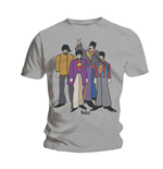 The Beatles T-Shirt für Männer - Design: Yellow Submarine