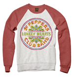 Sweatshirt Beatles Sgt Pepper Drum