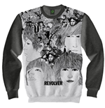 Sweatshirt Beatles: Revolver - Mann