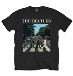 T-Shirt Beatles Abbey Road with Logo