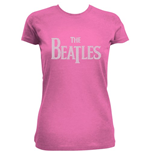 T-Shirt Beatles - The Beatles Rhinestone