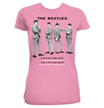 T-Shirt Beatles fur Frauen You Can't Do That