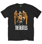 The Beatles T-Shirt für Männer - Design: Chair