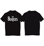 T-Shirt Beatles Drop T Logo