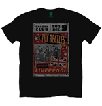 T-Shirt Beatles Live in Liverpool