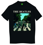T-Shirt Beatles Abbey Road & Logo