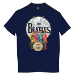 T-Shirt Beatles sgt Pepper & Drum