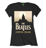 T-Shirt Beatles - Frau Liverpool England
