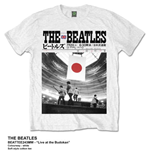 T-Shirt Beatles Live at the Budokan