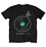 T-Shirt Beatles Apple Turntable