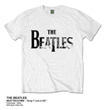 T-Shirt Beatles Drop T Live in DC