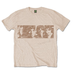 The Beatles T-Shirt für Männer - Design: White Album Faces