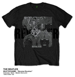 T-Shirt Beatles reverse Revolver