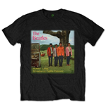 T-Shirt Beatles Strawberry Fields Forever