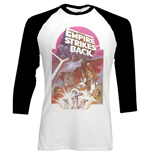 T-Shirt Star Wars The Empire Strikes Back Montage