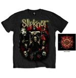 T-Shirt Slipknot 186613