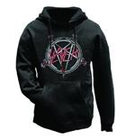 Sweatshirt Slayer: Pentagram - Mann