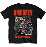 T-Shirt Ramones Outta Here
