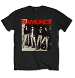 T-Shirt Ramones Rocket to Russia