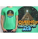 T-Shirt Queens of the Stone Age Space Mountain