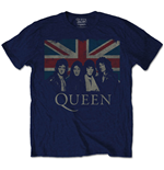 T-Shirt Queen Unio Jack
