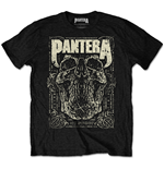 T-Shirt Pantera  101 Proof Skull