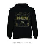 Sweatshirt Pantera  101' Proof