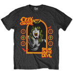 T-Shirt Ozzy Osbourne Speak of the devil