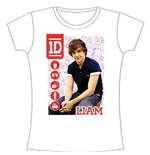 T-Shirt One Direction  1D Liam Symbol Field