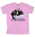 T-Shirt One Direction für Frauen Train Bundle 2