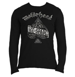 langärmiges T-Shirt  Motorhead Ace of Spades