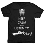 T-Shirt Motorhead Keep Calm