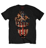 T-Shirt Marilyn Manson Crown