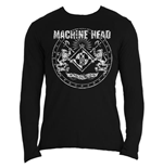 langärmeliges T-Shirt Machine Head  Classic Crest