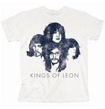T-Shirt Kings of Leon Silhouette