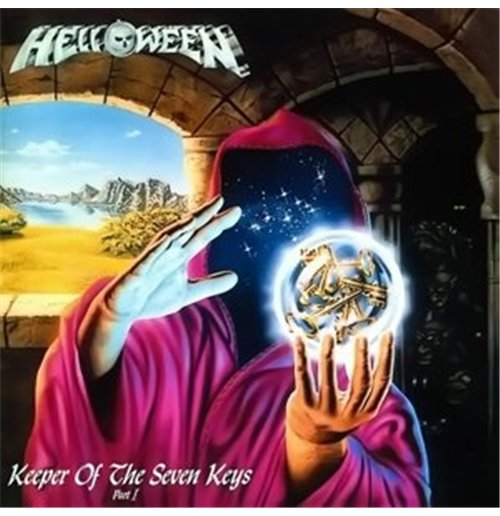 Vinyl Helloween - Keeper Of The Seven Keys Parte 1