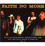 Vinyl Faith No More - Live At Palladium Hollywood  September 9  1990 With Ozzy  James Hetfield & Young Mc Knac Fm