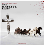 Vinyl Ennio Morricone - The Hateful Eight Quentin Tarantino