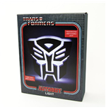 Tischlampe Transformers - Autobot Light