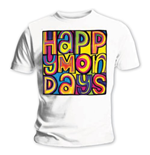 T-Shirt Happy Mondays Logo