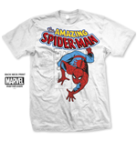 T-Shirt Spiderman Spider Man Stamp