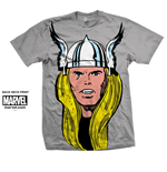 T-Shirt Marvel Comics - Thor Big Head