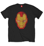 T-Shirt  Marvel Comics Iron Man Distressed